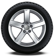 Audi A4 Winter Tire Package