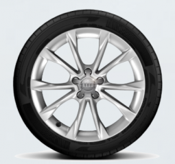 Audi S5 Winter Tire Package