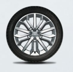 Audi S6 Winter Tire Package