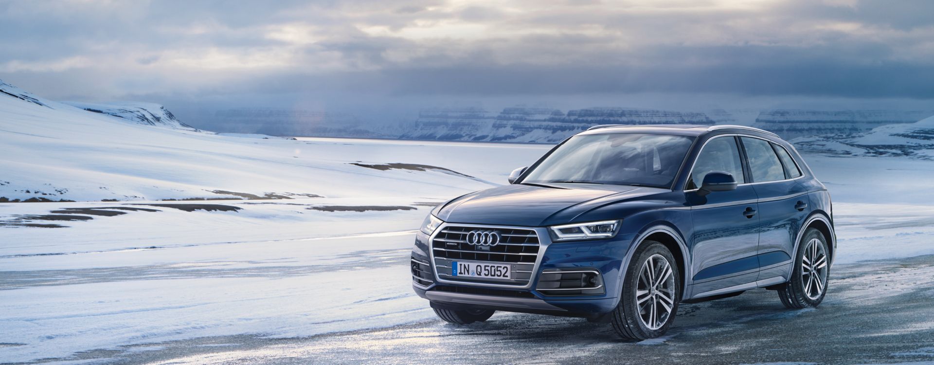 Winter Tire Special Banner Audi