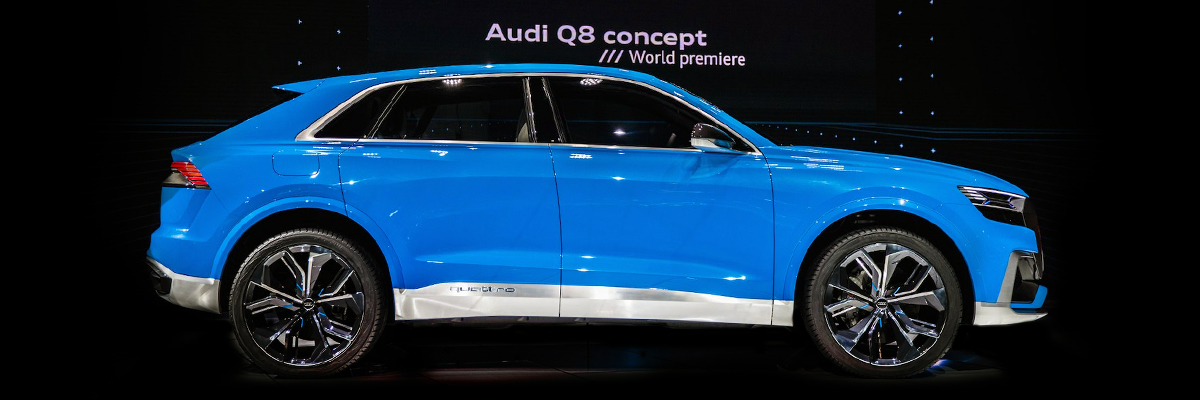 Audi Q Audi Kitchener Waterloo - Audi cars q8 price list