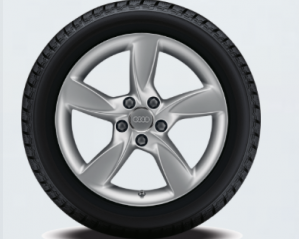 Audi A3 Winter Tire Package