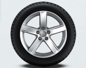 Audi A4 allroad Winter Tire Package