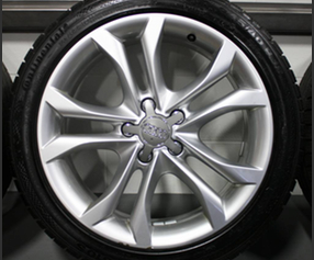 Audi S4 Winter Tire Package