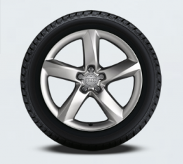 Audi A8 and S8 Winter Tire Package