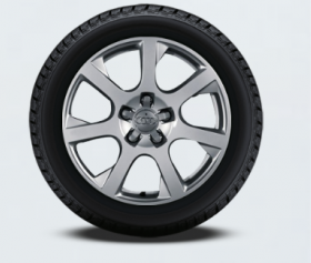 Audi Q5 Winter Tire Package