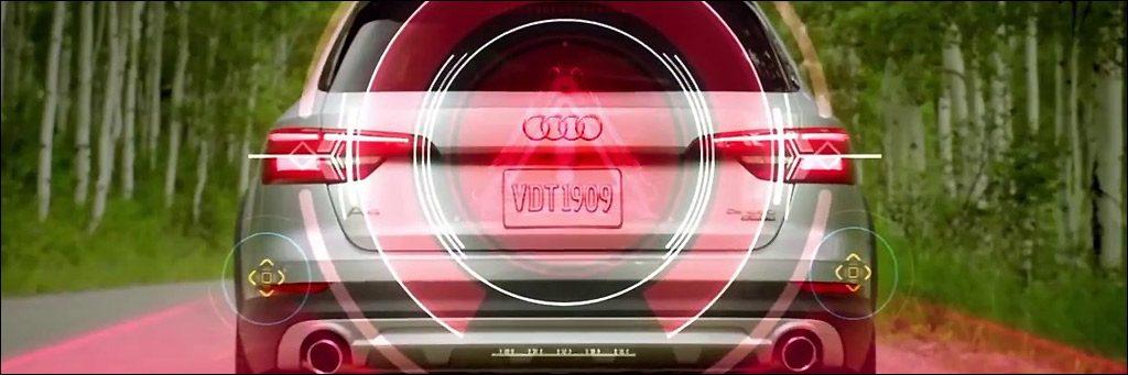 2018 Audi A4 All-road drive assistance