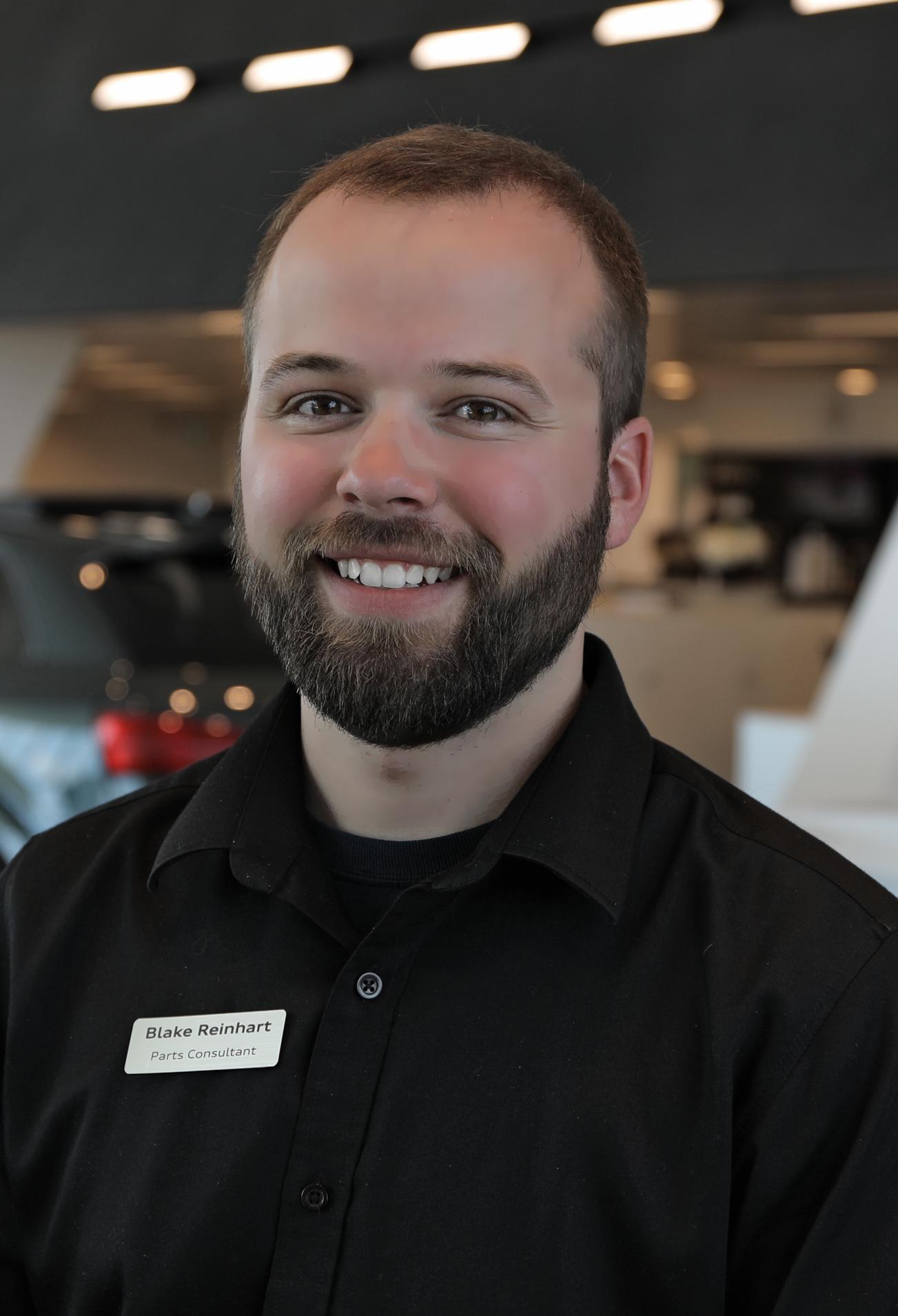 Blake Reinhart