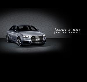 2018 Audi A3 LTO