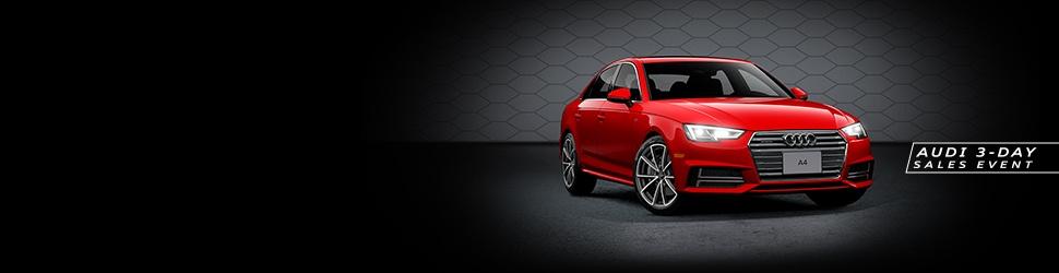 2018 Audi A4 LTO